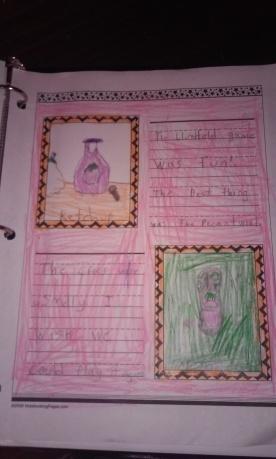 konos notebooking page