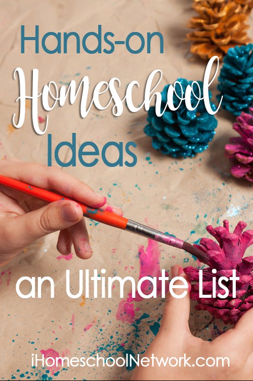 hands-on homeschool
